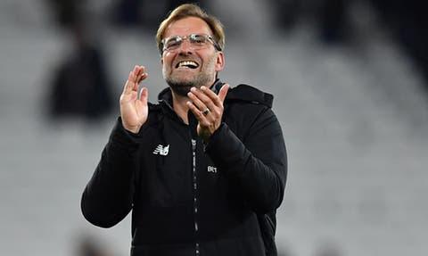 Klopp wins Premier League manager of the season