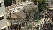 building-collapse-outside-Indian-capital