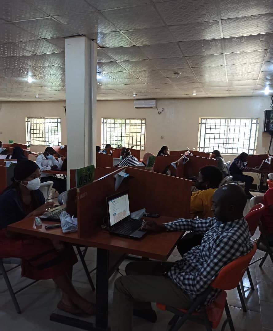 NMA Plateau State Organizes CBT Mock Examination for Resident Doctors