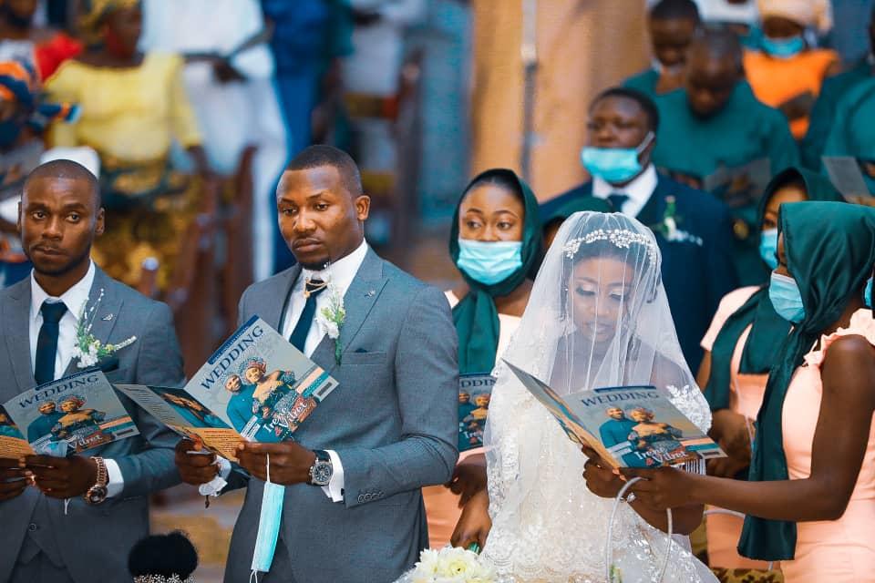 Jos wed: Irene weds Vilret pics