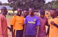 Hon. Yilmazaka Gershinen Phillips (DANGOTE) donates sport skits for youths in pankshin