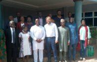 Jos Business School hosts Dr Wiebe Boer, other Plateau entrepreneurs