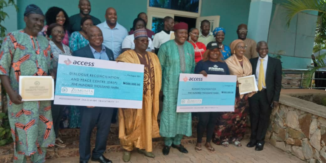 US-based organization doll out N3.5 million for projects in Northern Nigeria.