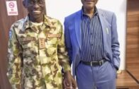 Col. Samuel Fwanje (Rtd) Console Plateau People Over Killings, Calls for Support to the Military to Overcome Insecurity