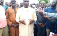 People's Centered Legislation: HON. Komsol, Lower Benue River Basin Development Authority Handover Documents for the Construction of Gidan Adamu – Kwapkuwa-Mbeet- Piapung Road to the MD of Valentino Resources LTD