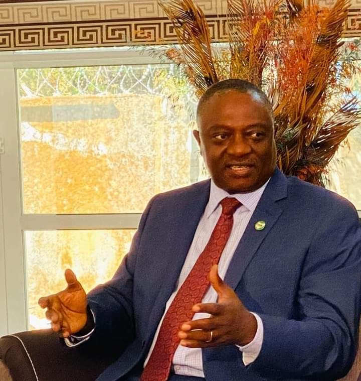 Plateau Youth Council Leadership Charged to be Agents of Peace-Dr. Patrick Dakum