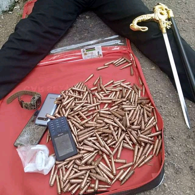 Operation Safe Haven Personnel Bursts Two Suspects, Recovers 370 Rounds of Ammunition