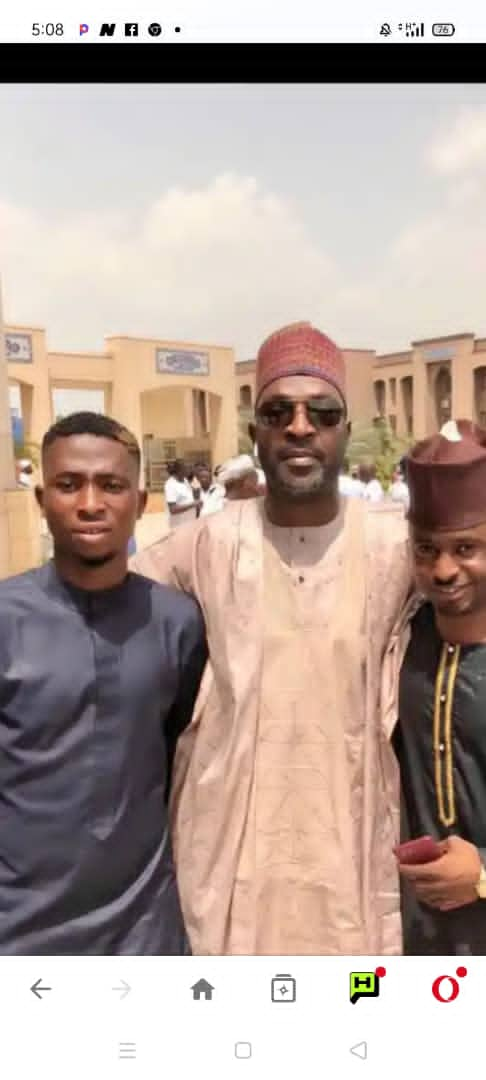 Joy as Yusuf Kwande lifts orphans out of streets, sponsor their education