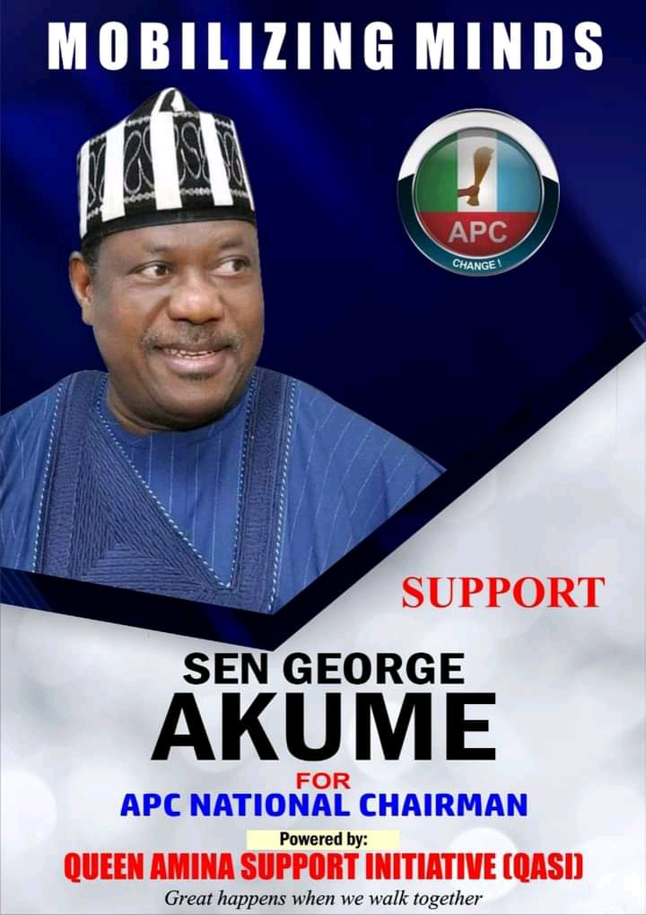 APC Convention -Queen Amina Support Initiative Canvasses massive Support for Akume